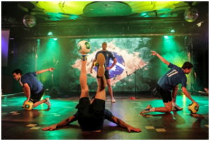 Профессиональное обучение футбольному фристайлу и футбольной технике - изображение 1