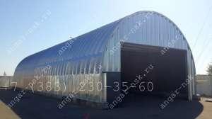 Разборные ангары-склады - изображение 1