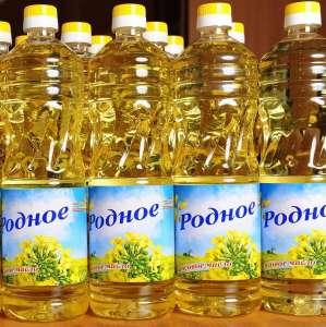 Растительное масло. Опт. Поставки от 1000 тонн в месяц - изображение 1