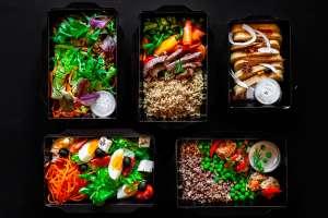 Рационы правильного питания с доставкой в Киеве - изображение 1
