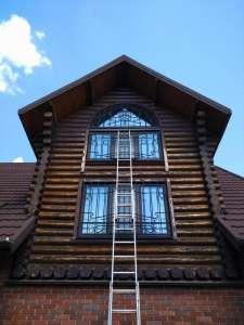 Ремонт и реставрация, деревянных домов и бань, из сруба. - изображение 1