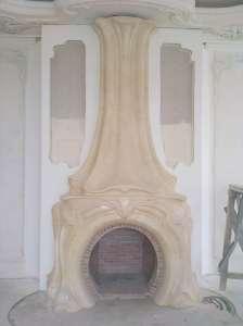Ремонт / реставрация мраморных каминов - изображение 1