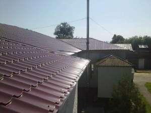 Ремонт шиферной крыши. Устранение протеканий. - изображение 1