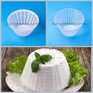 Рикоттница форма для сыра Изготовление твердых сыров Формы для сыра - изображение 1
