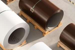 Рулонная сталь с полимерным покрытием Metipol - изображение 1