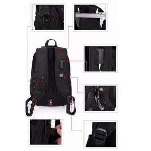 Рюкзак SwissGear + 2 ПОДАРКА - изображение 1