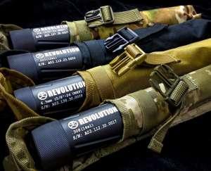 Саундмодераторы для Вашего ружья от компании Steel - изображение 1