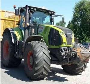 Сельхозтехника CLAAS. Трактор Claas Axion 830. - изображение 1