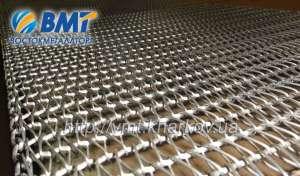Сетка транспортерная жаропрочная для обжига керамики и стекла - изображение 1