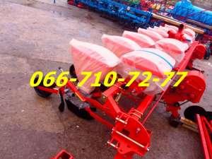 Сеялка тракторная пневматическая СУ – 8 для ЮМЗ, МТЗ. - изображение 1