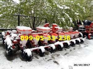 сеялка упс 8 веста точного высева в снегу/ намело - изображение 1