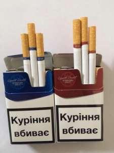 Сигареты мелким и крупным оптом LD и LD Monte Carlo красные и синие (320$) - изображение 1
