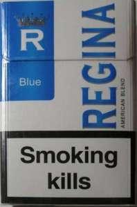 Сигареты опт мелкий крупныйRegina Blue,Red 290$ -500 пачек - изображение 1
