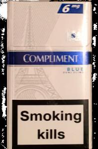 Сигареты compliment 20 оптом - изображение 1