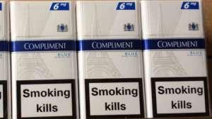 Сигареты Compliment (20) demi slims (blue) оптом - изображение 1