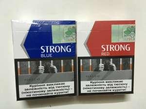 Сигареты Strong(25), Blue, Red, ROYAL compact оптом - изображение 1