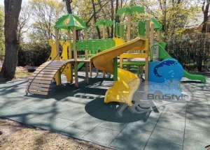 Спортивные детские площадки и тренажеры от производителя - изображение 1