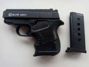 Стартовый пистолет Blow Mini 09 + запасной магазин - изображение 1