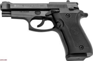Стартовый пистолет ekol special rev 2 (чёрный) - изображение 1