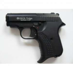 Стартовый пистолет ekol volga (чёрный) - изображение 1