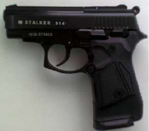 Стартовый пистолет Stalker-914 - изображение 1