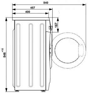Стиральная машина ATLANT СМА 50У102 - изображение 1