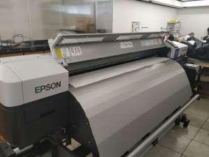 Сублимационная печать. Печать на текстиле - изображение 1
