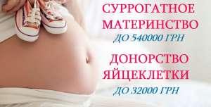Суррогатное материнство КИЕВ. До 540000 грн. Станьте участницей программы - изображение 1