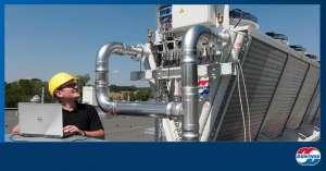 Сухие градирни - охладители жидкостей (драйкулеры), конденсаторы воздушные, воздухоохладители, шокфростеры - изображение 1