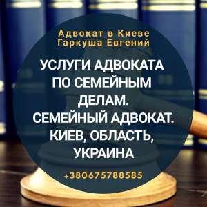 Сімейний адвокат Київ. Адвокат у Києві. - изображение 1