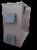 Твердотопливный пиролизный котел воздушного отопления KFPV-150 от производителя. Строительные товары - Покупка/Продажа