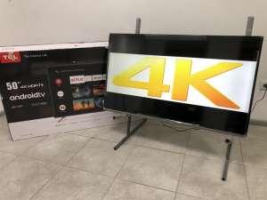 Телевизор TCL 50EP644 (50 дюймов / 4K / Smart TV) - изображение 1
