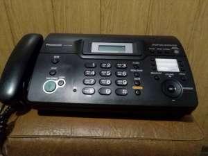 Телефон/факс Panasonic KX-FT938. - изображение 1