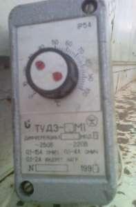 Терморегулятор ТУДЭ-М1 для регулирования температуры - изображение 1
