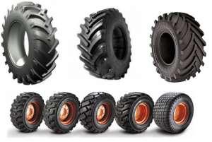 Тракторные шины. Шины на погрузчик. Сельхоз шины. - изображение 1