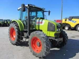 Трактор Claas Ares 546 RX. Сельхозтехника Claas. - изображение 1