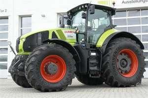 Трактор Claas Axion 940. Сельхозтехника CLAAS. - изображение 1