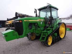 Трактор John Deere 8410 T (Джон Дир 8410) - изображение 1