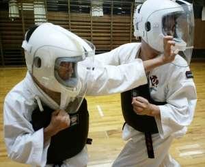 Тренировка. Обучение самообороне. Боевое искусство. - изображение 1