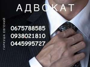 Услуги адвоката. Юридические услуги Киев. - изображение 1