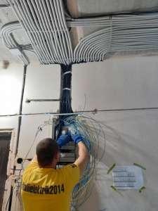 Услуги электрика Харьков. Штробы под электрику без пыли с пылесосом - изображение 1