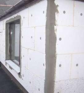 Утепление фасадов частных домов - изображение 1