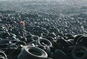 Утилизация шин легковых, грузовых от спец. техники - изображение 1
