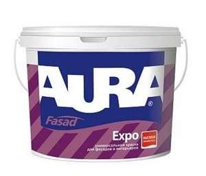 Фасадная Краска Aura Fasad Expo (10 л). Акционная цена! -20% - изображение 1