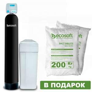 Фильтр обезжелезивания и умягчения воды Ecosoft FK1665CEMIXA - изображение 1