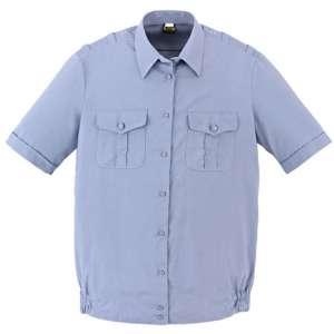 Форменная рубашка оливковая на короткий рукав - изображение 1