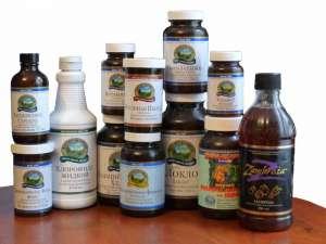 Хлорофилл, ПоДарко, витамины и др. продукты NSP - изображение 1