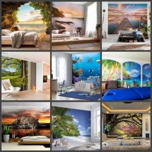 Художественная роспись стен и потолков - изображение 1