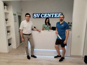 """Центр реабілітації опорно-рухового апарату """"SV Center"""" - изображение 1"""