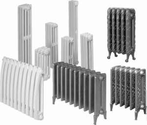 Чугунные батареи радиаторы отопления НОВЫЕ - изображение 1